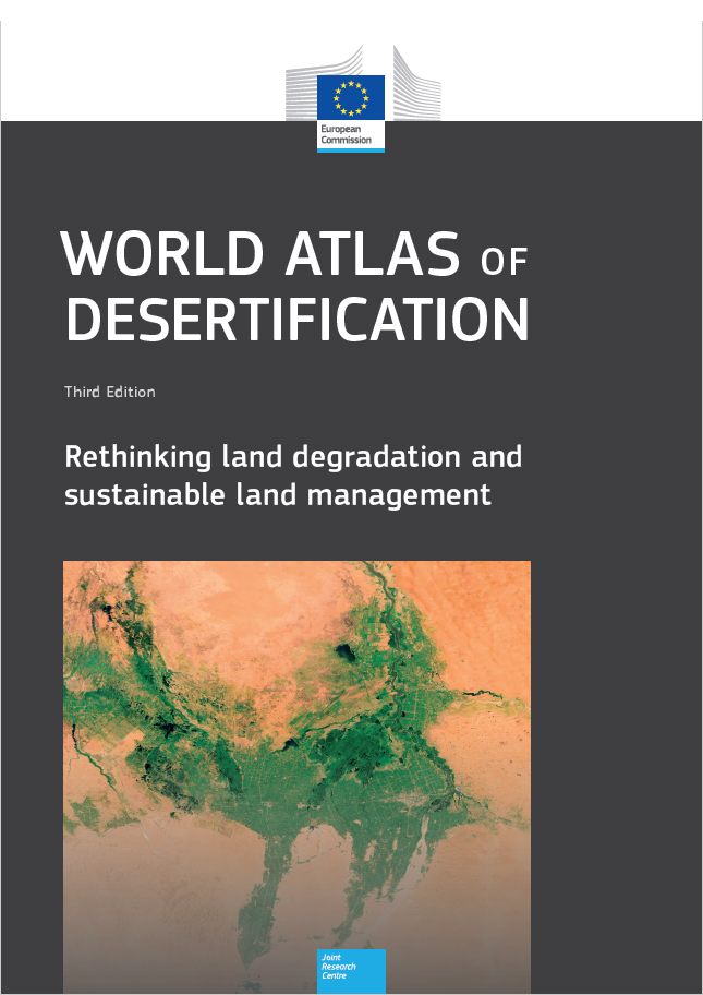 World Atlas of Desertification